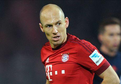 'Bayern wil langer door met Robben'