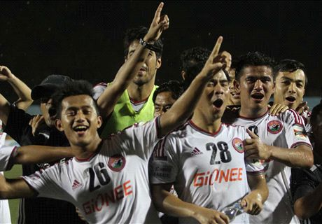 Lajong dump East Bengal out of Fed Cup