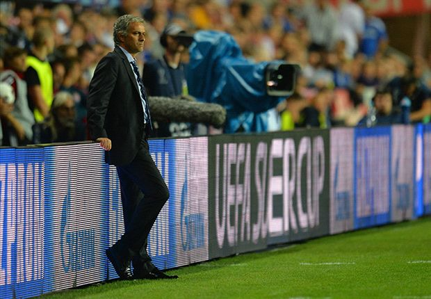 'You don't kill a final' – Mourinho slams Ramires red card in Super Cup defeat