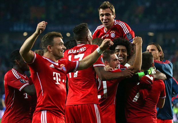 Bayern festejó ante Chelsea el primer título de la era Guardiola.