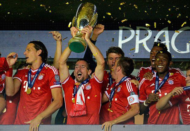 Auch von Bundeskanzlerin Angela Merkel gelobt: Der FC Bayern München