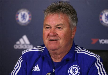Hiddink: I rejected Leicester job!