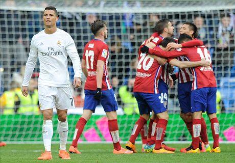 Ronaldo v Griezmann for Ballon d'Or