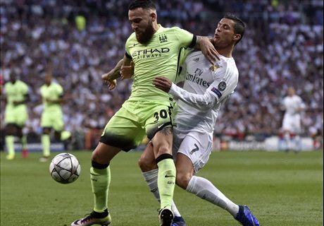 EN VIVO: Manchester City - Real Madrid