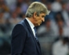 Pellegrini disappointed to lose game of few chances