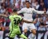 """Cristiano Ronaldo reconoció que """"no estaba al 100 por ciento en lo físico"""""""