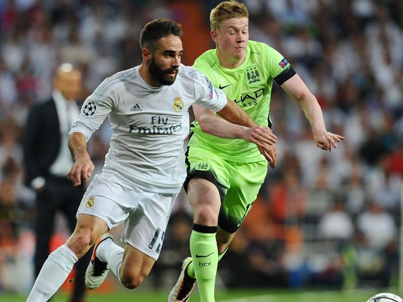 Avec 15 joueurs chacun, le Real Madrid et Manchester City seront les clubs avec le plus de représentants à la Coupe du Monde