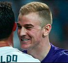 HART: Madrid beat us with lucky goal