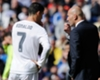 Ronaldo reiterates desire for Zidane to continue as Madrid coach