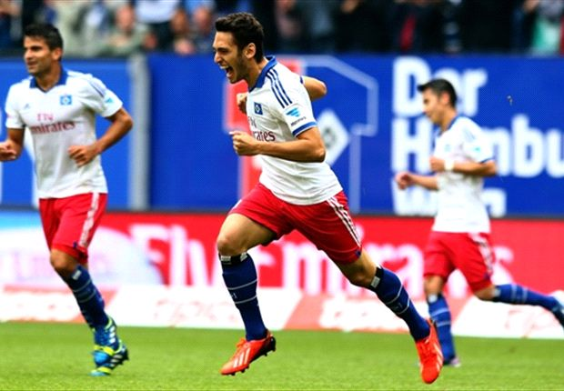 Hamburg mengklaim tiga poin pertama mereka musim ini