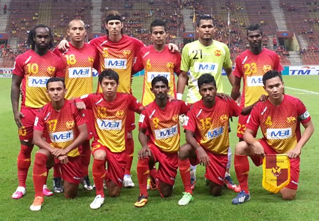 "The Red Giants failed to fulfil ""Misi 33"" in the Malaysia Cup last season."