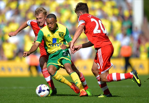Norwich City 1-0 Southampton: Redmond strike sinks Saints