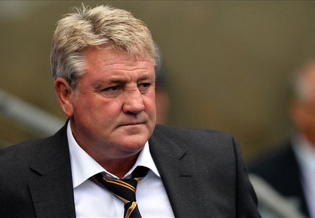 Bruce full of praise for battling Hull City Tigers after Manchester City defeat