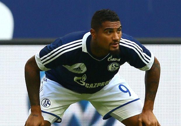 Zieht bald die Fäden auf Schalke: Neuzugang Kevin-Prince Boateng