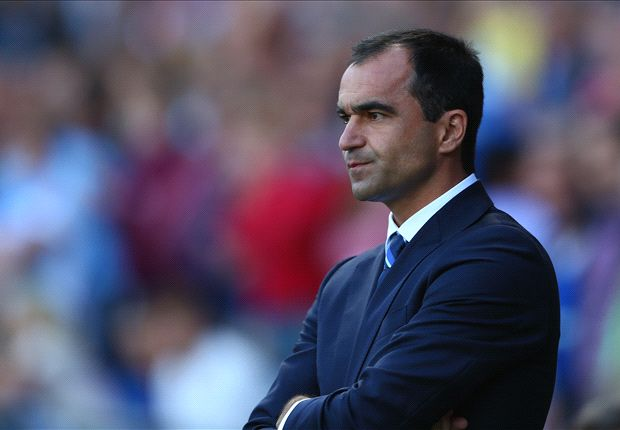 Everton boss Martinez bemoans penalty decision