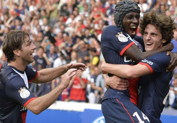 Paris Saint-Germain 2-0 Guingamp: Ibrahimovic seals dramatic win after stoppage-time salvo