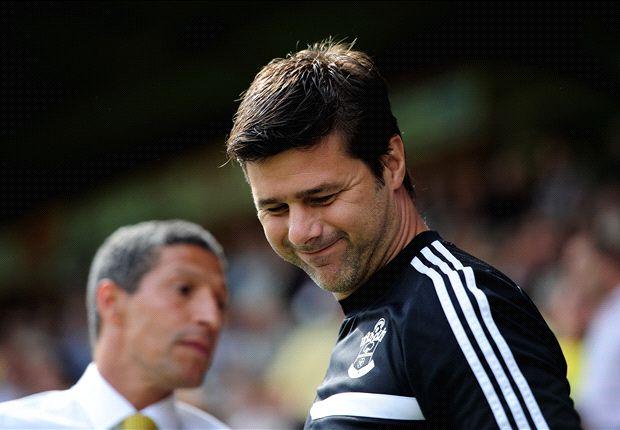 Southampton boss Pochettino laments penalty call