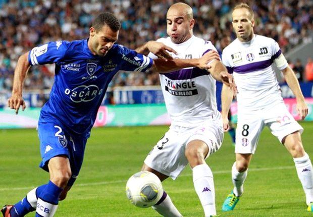 Tiga laga Ligue 1 berakhir imbang tanpa gol.