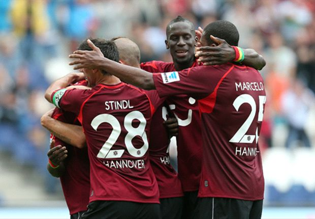 Hannover 96 gewinnt Testspiel gegen OSV Hannover