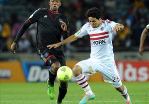Masalesa made a few appearances for Bucs in the 2013 Caf Champions League campaign