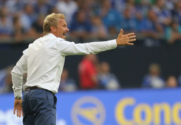 Hamburg ease pressure on Fink