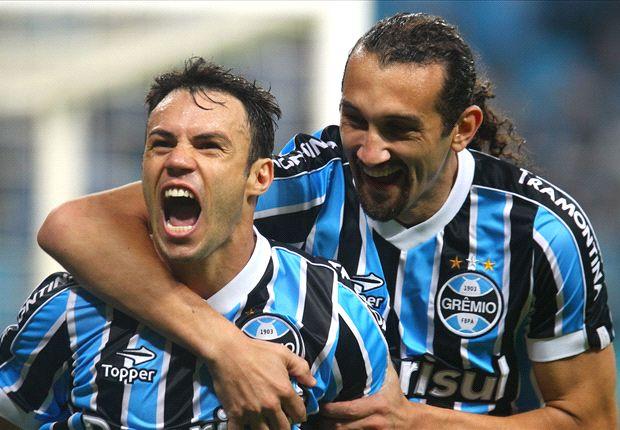 Grêmio 3 x 2 Portuguesa: Tricolor vence após segundo tempo elétrico
