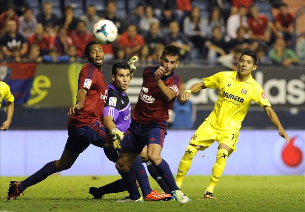 La Liga: Villarreal continue sizzling start