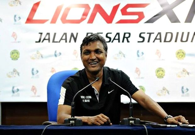 The LionsXII coach felt his team were unlucky in their previous three games