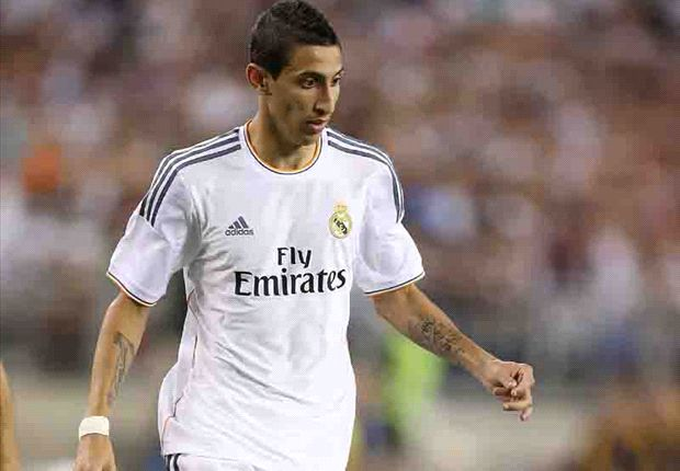 Di Maria warns Bale: I will fight for Real Madrid spot