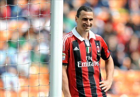 AC Milan Berpeluang Dapatkan Ibrahimovic