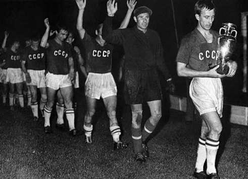 Euro 1960: Russia