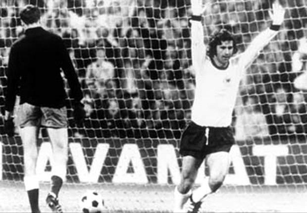 Euro 1972 Legends: Gerd Muller, Germany