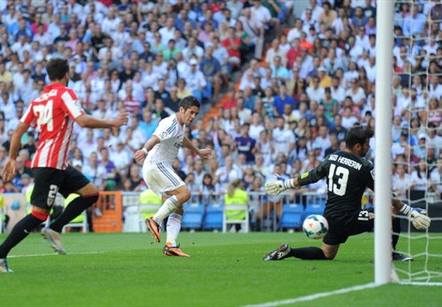 Real Madrid 3-1 Athletic Bilbao: Who needs Bale? Isco double troubles Basques
