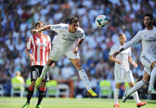 Real Madrid 3-1 Athletic Bilbao: Isco double troubles Bilbao