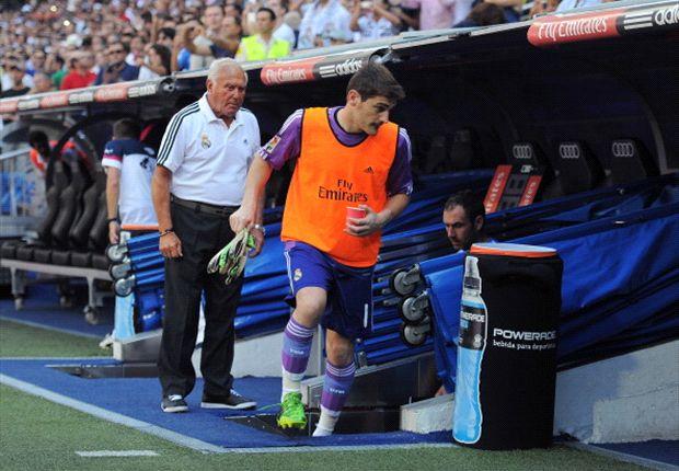 Casillas jugó apenas cuatro partidos en esta temporada.