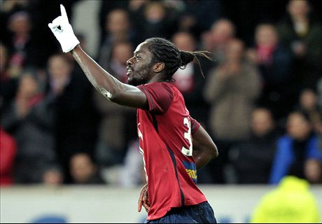 I would love to stay with Lille, says Eder