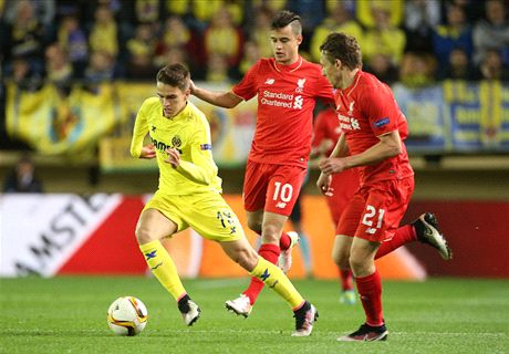 En vivo: Liverpool 1-0 Villarreal