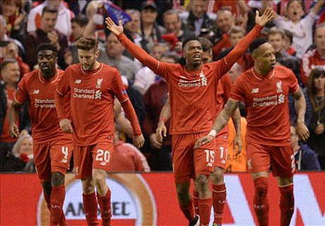 Liverpool ease into Europa League final