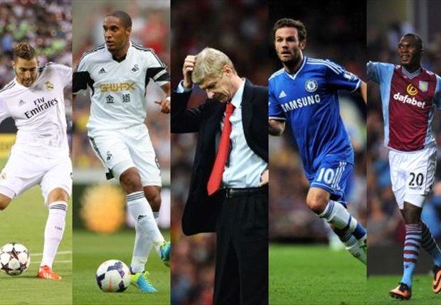 Wer kommt zum FC Arsenal?