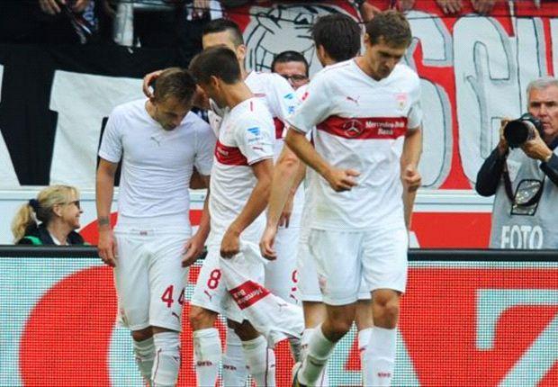 VfB Stuttgart Pecundangi Eintracht Braunschweig