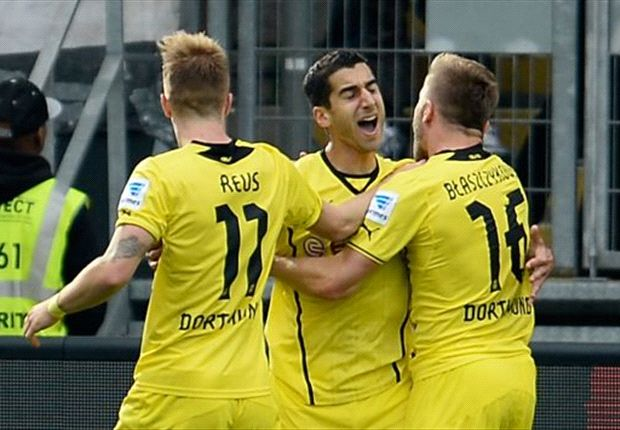 Borussia Dortmund-Hamburg Betting Preview: Expect the goals to flow after the break