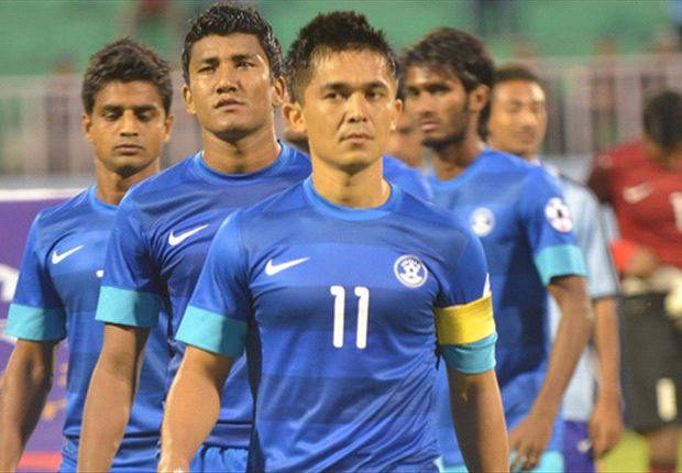 How far can India go in the SAFF Championship 2013? (Photo: givemegoal.com)