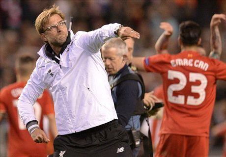 Liverpool sinks Yellow Submarine