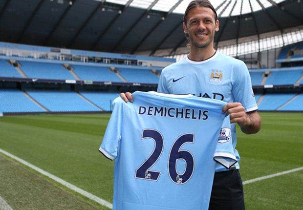 Demichelis set for Manchester City debut