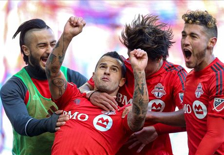 Toronto FC finally goes home
