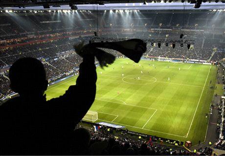 La finale de l'Europa League au Parc OL en 2018