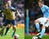 Vergleich: De Bruyne vs. Özil