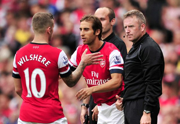 Wilshere is improving all the time - Flamini