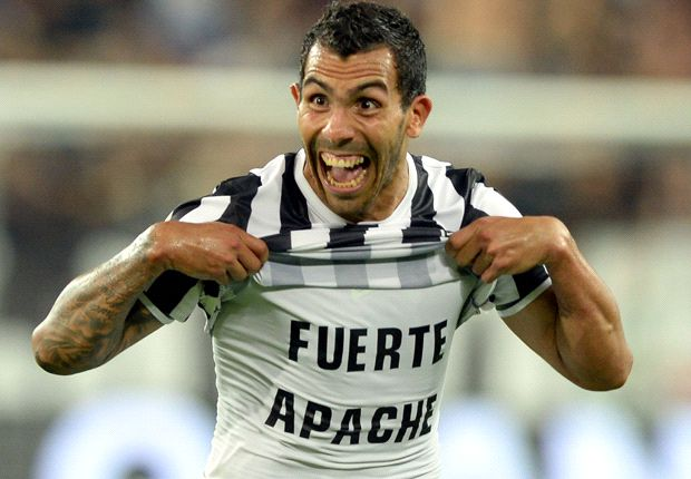 Moggi: Tevez is not a champion