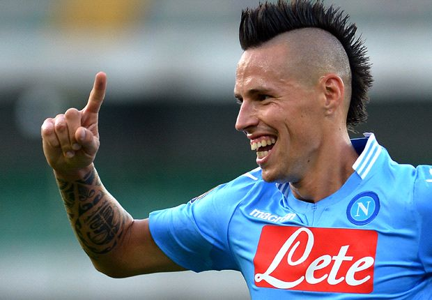 Benitez: Napoli has no interest in selling 'priceless' Hamsik